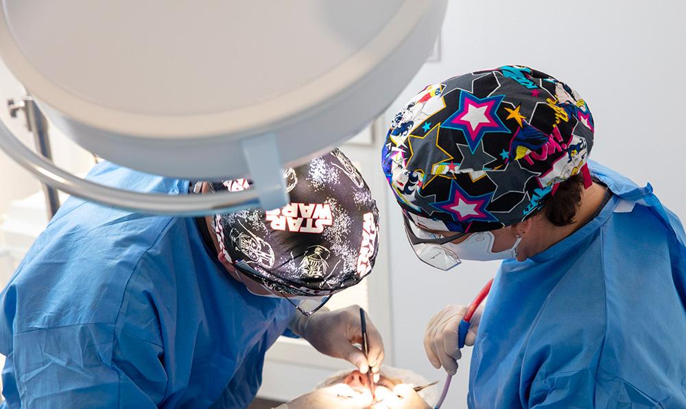 Implantologie - Cabinet dentaire du Dr Pascal Guillemin - Gouesnou Finistère