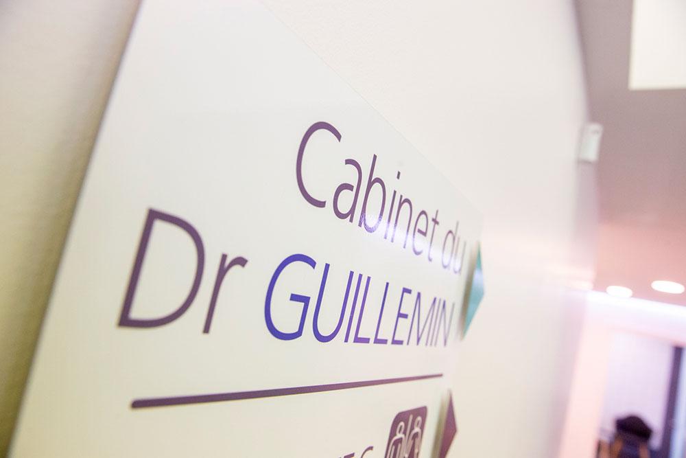 Entrée du Cabinet Dentaire Brest - Cabinet dentaire du Dr Pascal Guillemin - Gouesnou Finistère