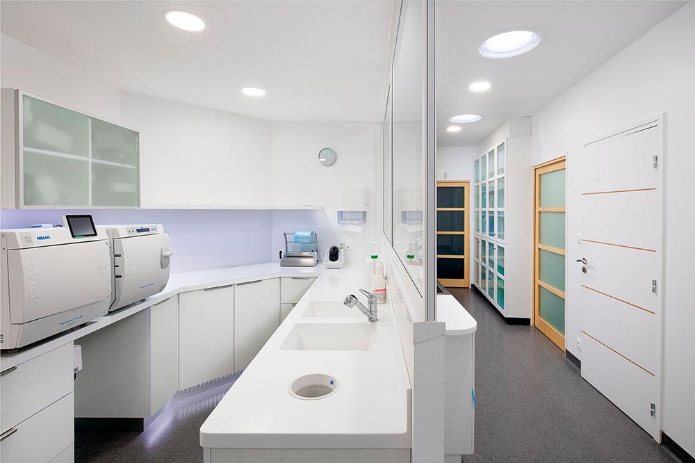 Stérilisation - Cabinet dentaire du Dr Pascal Guillemin - Gouesnou Finistère